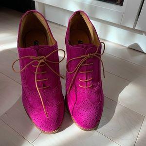 Ralph Lauren - Penelope ankle boots